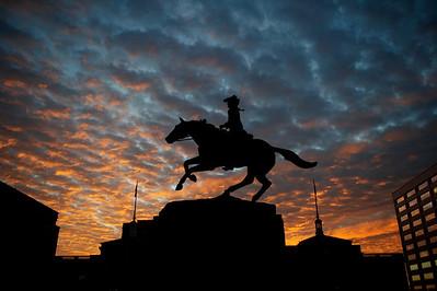 Night Rider, Wilmington DE, 2012.