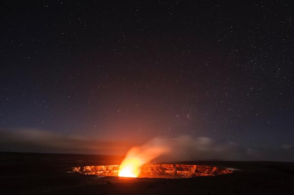 Kilauea, Big Island HI, 2012.