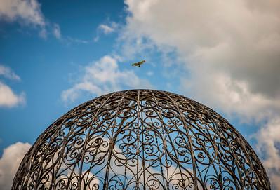Approach, Longwood Gardens, Longwood, PA 2014.