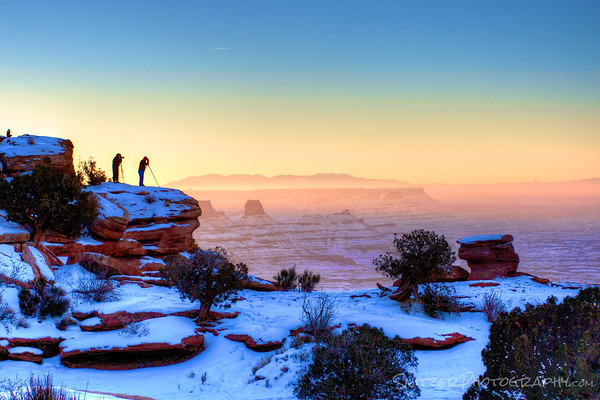 Dead Horse Point, Canyonlands, Utah