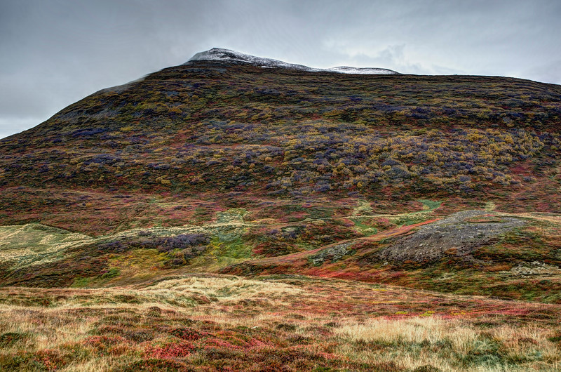 Autumn in North Iceland