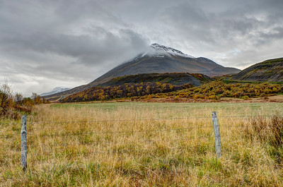 Fall in North Iceland