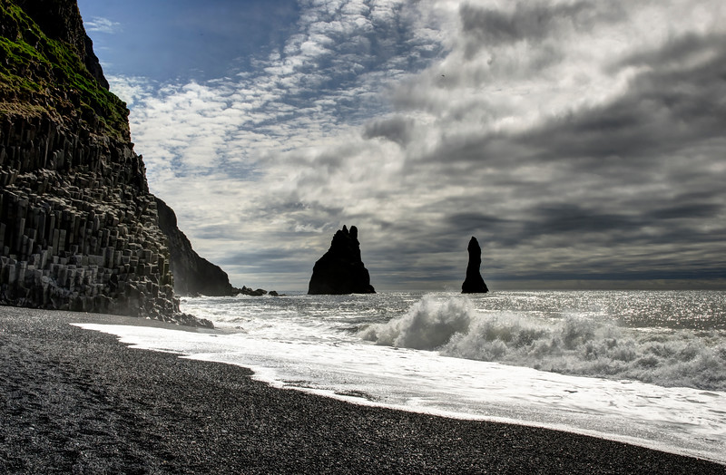 Other Side of Reynisdrangar