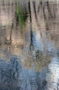 Merced River Reflections
