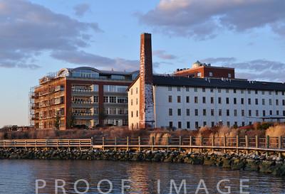 Bristol, RI Waterfront