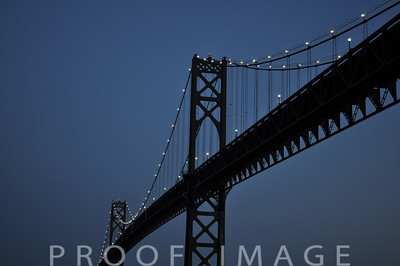 Mt. Hope Bridge, Bristol, RI