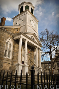 First Baptist Church, Bristol, RI