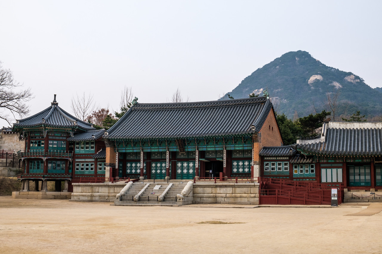 20170325-30 Gyeongbokgung Palace 188