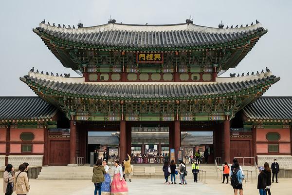 20170325-30 Gyeongbokgung Palace 013