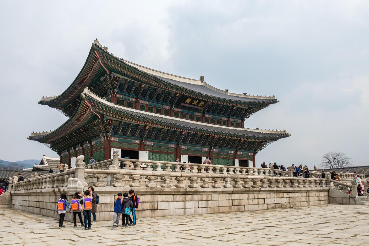 20170325-30 Gyeongbokgung Palace 149