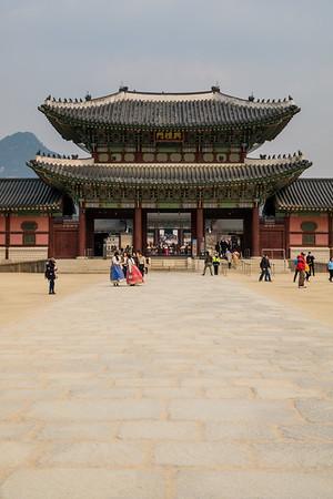 20170325-30 Gyeongbokgung Palace 012