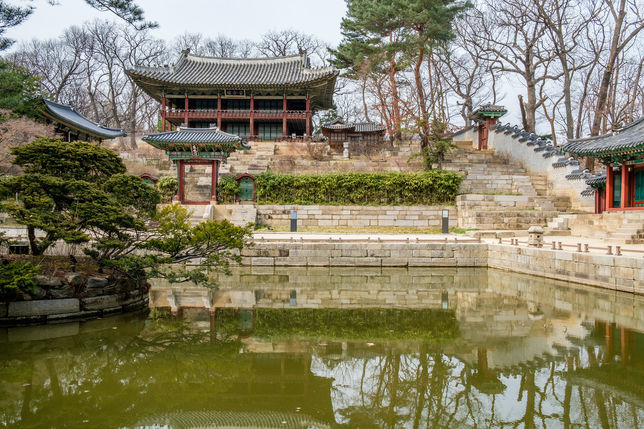 20170325 Changdeokgung Palace 075