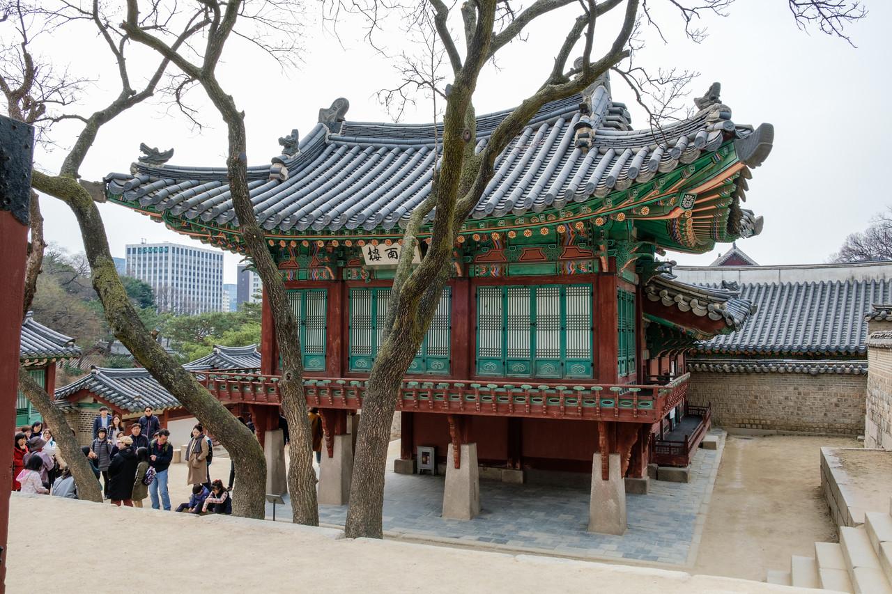 20170325 Changdeokgung Palace 039