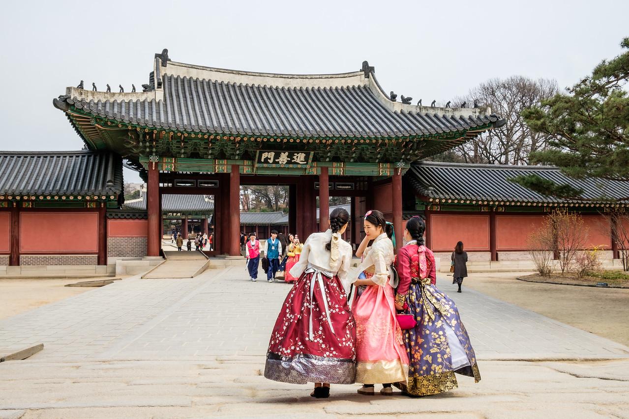 20170325 Changdeokgung Palace 003