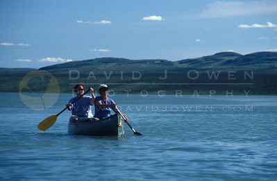 11219 Paddlers on Coppermine