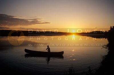 7422 Canoe on Norris Lake