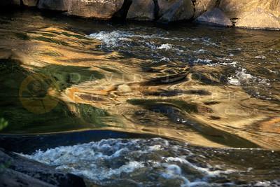 7406 Moving water on Manigotagan