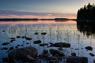 081106-073-2 Kabania sunset