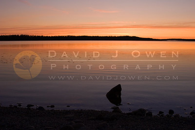 081106-001 1 Sunrise to east