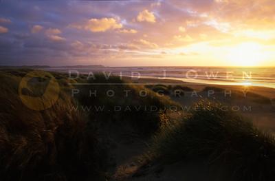 13734 1 PN Chiloé beach sunset