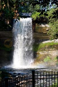 090807-001 Minnehaha Falls