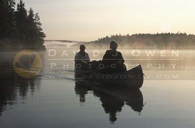 10808 Annie and Marijke canoe