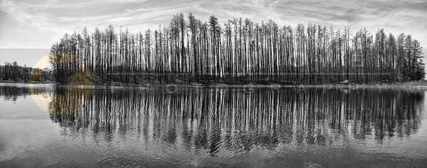 20120603-043-1 Lake Four burn pano 2