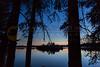 20150531-097 Knife Lake sunset