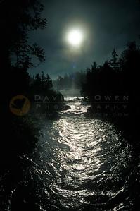 9627 Isabella River sunrise