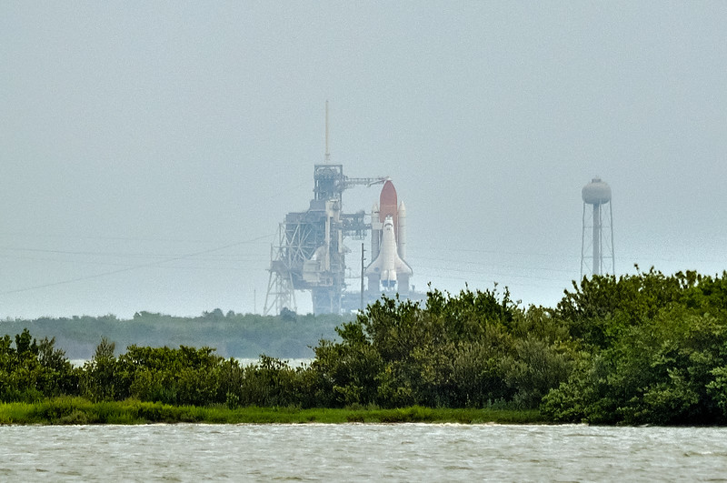 STS - 135