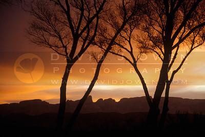 2370 RGV sunset