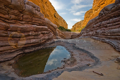 111205-052 Ernst canyon and pool
