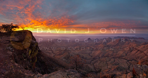 20120313-054-1-L3 S Rim sunrise HDR pano