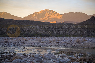 20090213-005 Tapado sunrise