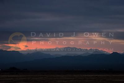 012207-001 Sierra Rica sunrise