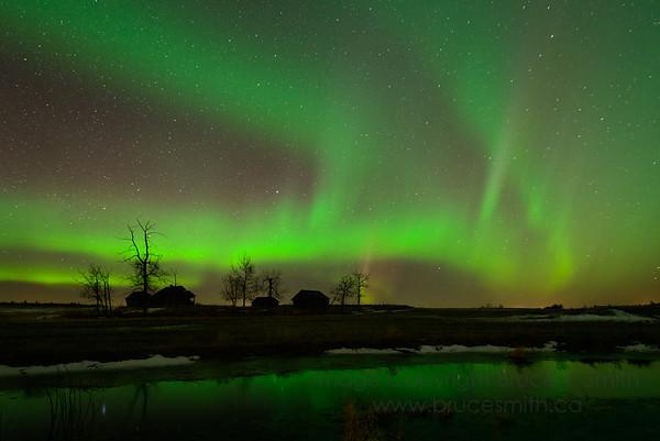120 Aurora Silhouette