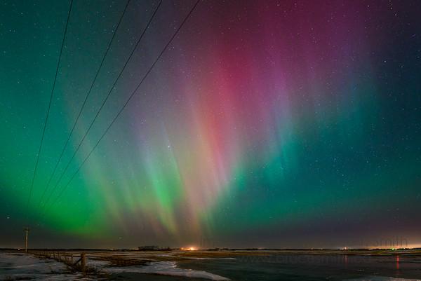 118 Colorful Aurora Borealis