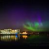 157 Sidney Harbour Aurora Borealis