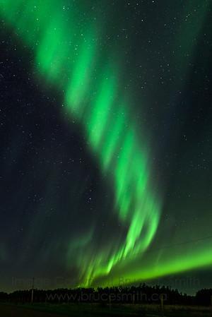 194 Sawtooth Aurora Borealis