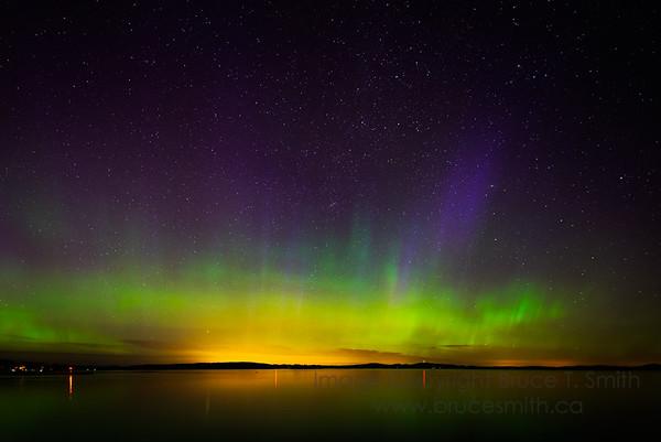 158 Salish Sea Aurora Borealis