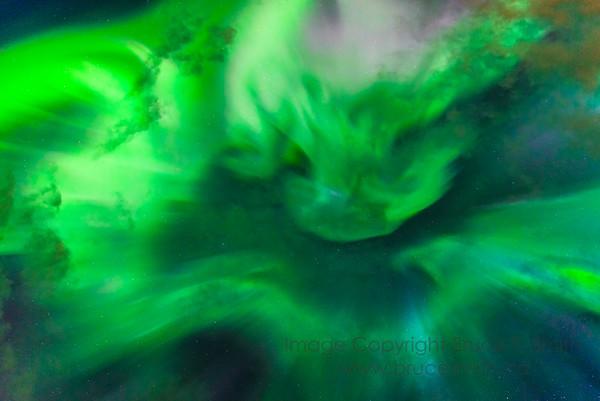 168 Aurora Convergence Overhead