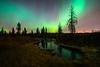 149 Colors of the Aurora Borealis