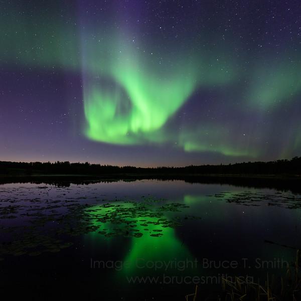 190 Aurora Reflection