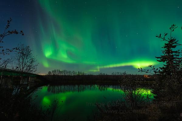 75 Aurora Reflection