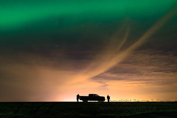 135 Shooting the Aurora Borealis