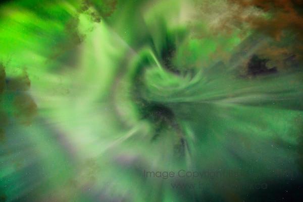 166 Aurora Borealis Convergence