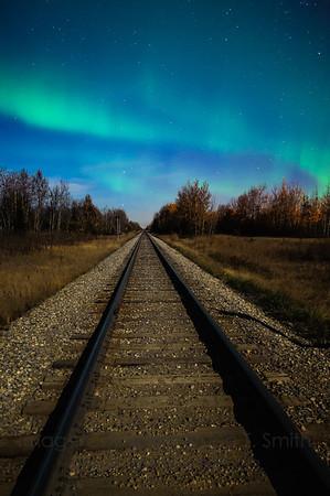 73 Railway and Aurora