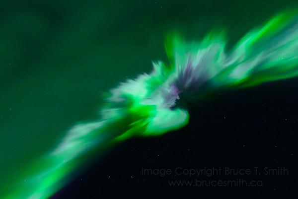 133 Aurora Explosion