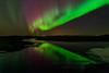 128 Amazing Aurora Borealis Reflection