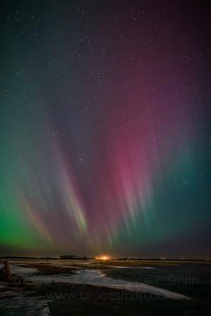117 Colorful Aurora Borealis